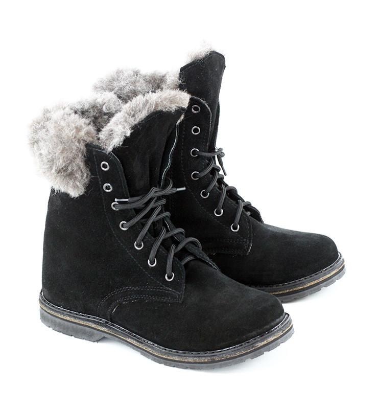 Ботинки женские ПЛ-Ч