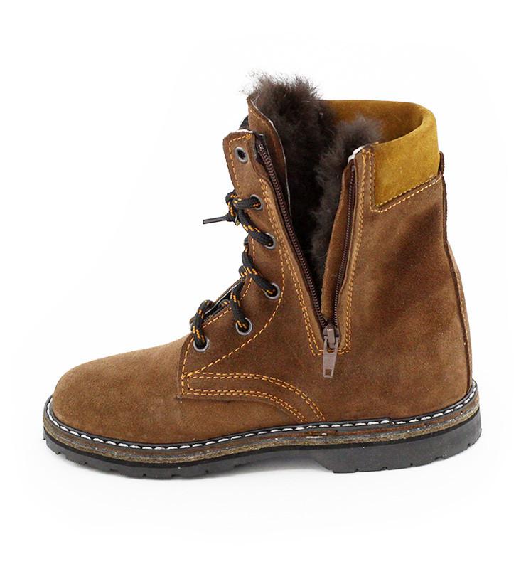 Ботинки для юношей ПЛ-ЗСК