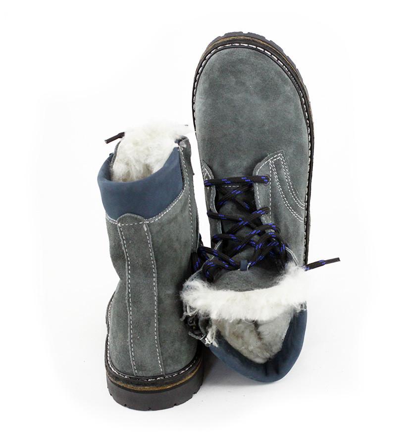 Ботинки для юношей ПЛ-ЗС